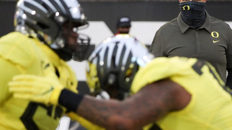 Oregon replaces UW in Pac-12 title game amid Covid-19 outbreak