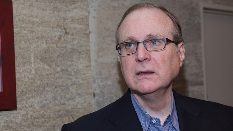 Paul Allen's cancer has returned