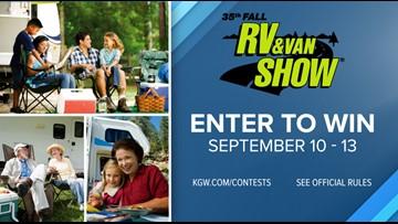 RV & Van Show: Enter to win tickets
