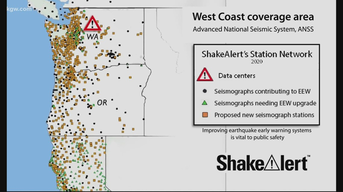 Shake Alert rolls out to public March 11
