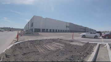 Inside Amazon's Troutdale fulfillment center | kgw com