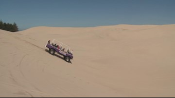 Grant's Getaways: Dune Riders