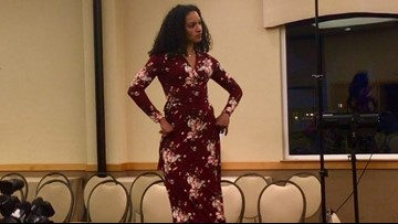 Gresham fashion show helps women battling eating disorders