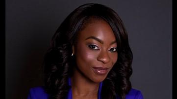 Christelle Koumoué, KGW Reporter and Weather Anchor