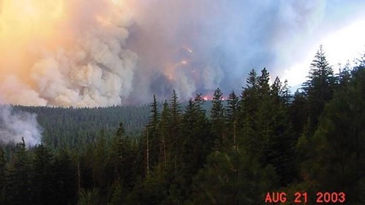 Views of the B&B Complex wildfires on Aug. 21, 2003.39993f6c-9dc3-4822-bda2-3aed30f1d445-mvc-093s_1538253992236.jpg