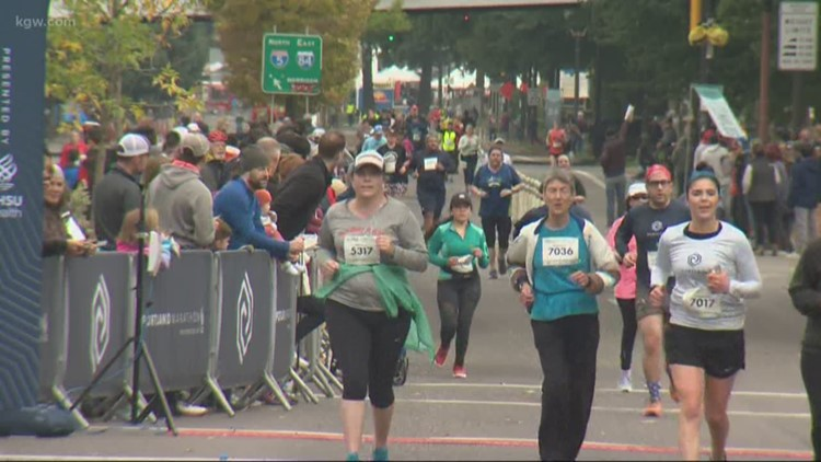 Portland Marathon to fix course after wrong turn
