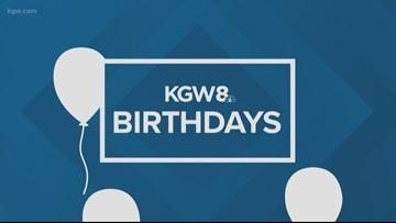 KGW viewer birthdays Jan. 18