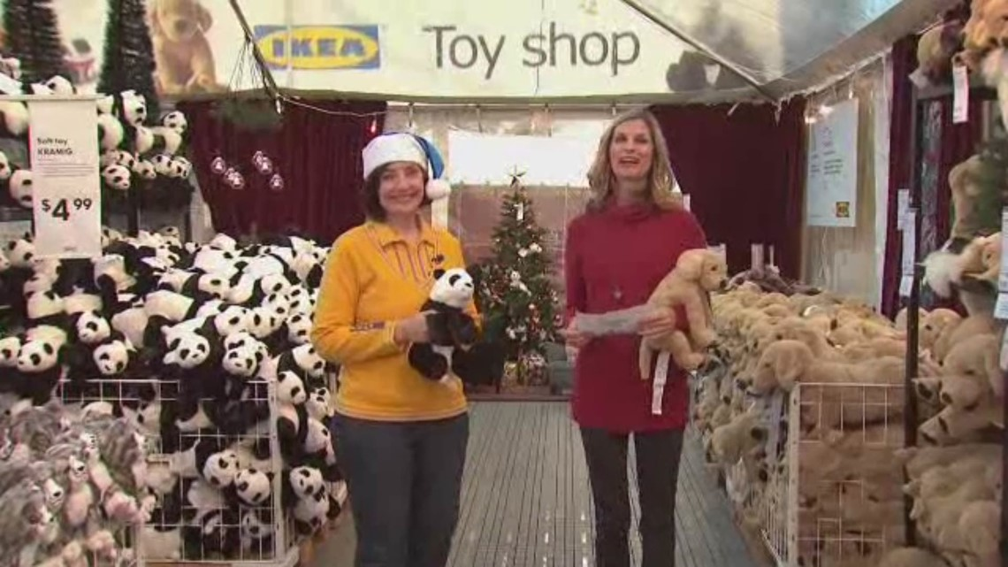 IKEA: IKEA Toy Shop and Let's Play for Children Campaign