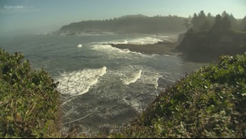 Extremely high 'King Tides' will hit Oregon Coast