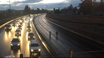I-84 reopened almost 5 hours after fatal crash involving car, semi