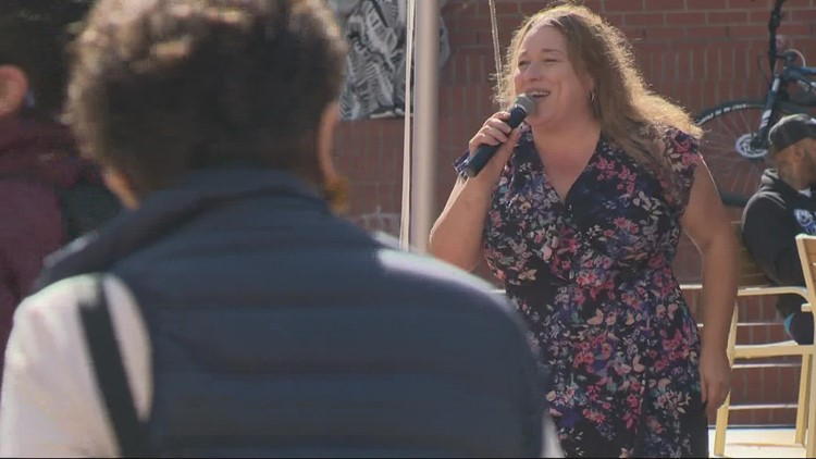 Portland musicians raising awareness through song during Suicide Prevention Month