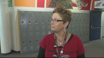 A day in the life of school security guard Patti Haack