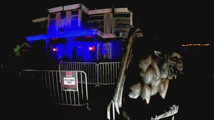 Oaks Park's ScareGrounds offers spooky Halloween fun