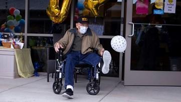 World's oldest coronavirus survivor? Oregon veteran lives to celebrate 104th birthday