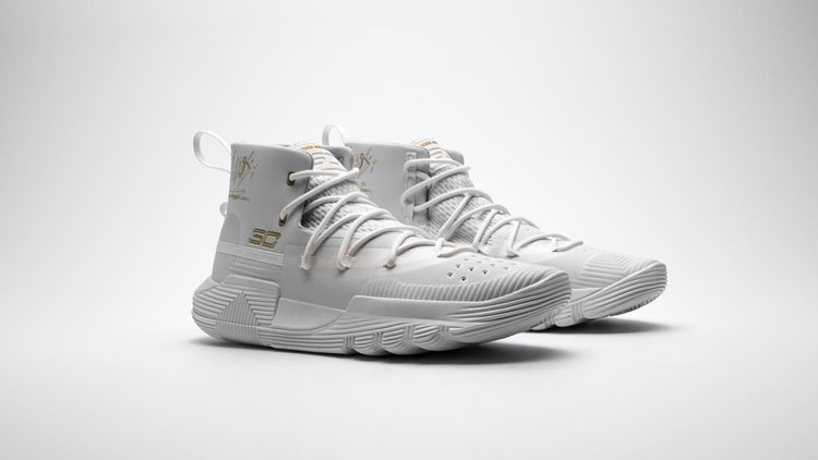 Under Armour unveils  Unleash Chaos  basketball shoes for March ... 21a58e75f68
