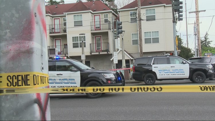 2 dead after 4 shootings in the Portland metro area on a single day