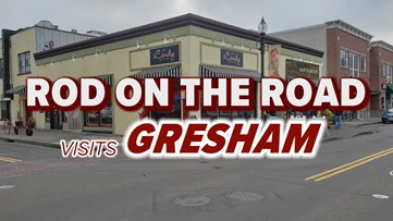 Rod on the Road: Gresham