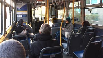 TriMet limits number of riders on buses to slow spread of coronavirus
