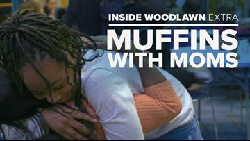 Inside Woodlawn Extra: Muffins with Moms