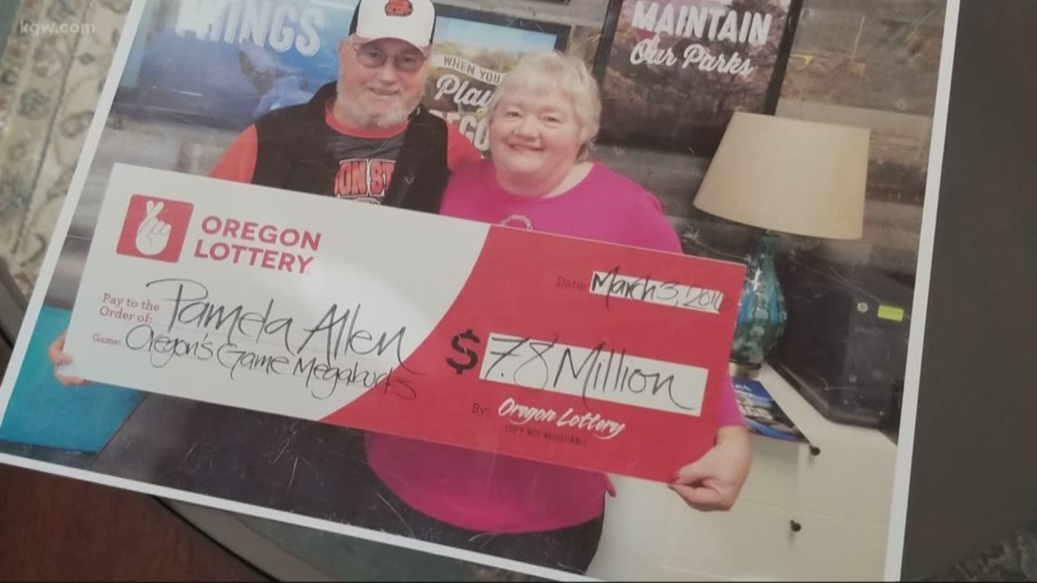 INSTANT MILLIONAIRE: Oregon lottery winners describe life after a big win