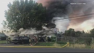 Man dies in Salem house fire