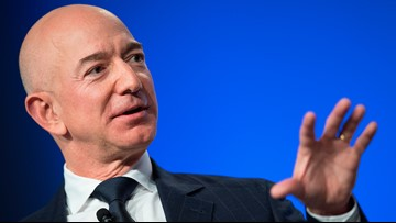 Amazon founder Jeff Bezos gives $5 million to Portland nonprofit