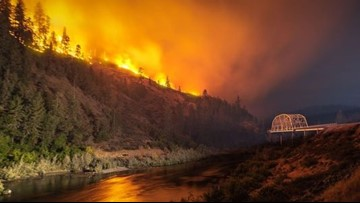 Oregon wildfire costs hit record high of $514 million in 2018