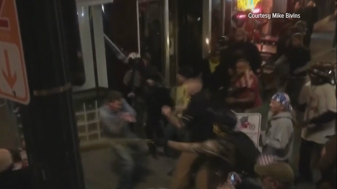 Dueling protests planned Saturday in downtown Portland