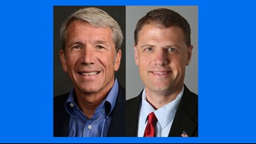 Schrader, Callahan seek unaffiliated voters in 5th District race