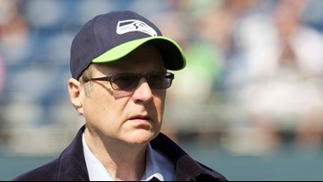 Landmarks, buildings in Washington state will be lit blue to honor Paul Allen
