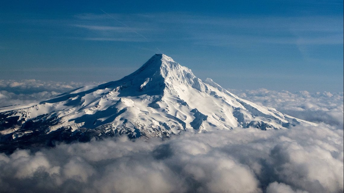 Faults discovered on Mt. Hood could trigger 7.2 earthquake, researchers say