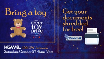 Shred Day is back at KGW Studios on October 27, 2018