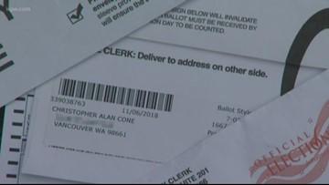 'I'm not a registered Oregon voter': Washington man receives a Oregon ballot worries about fraud