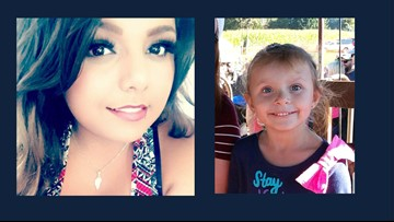 Amber Alert issued in California for abducted 4-year-old Vancouver girl