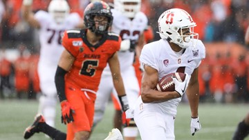 Stanford overcomes Oregon State's rally, beats Beavers 31-28