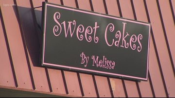 Sweet Cakes by Melissa owners back in court over same-sex discrimination