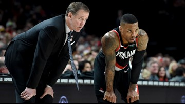 NBA power rankings: Blazers move up after strong week