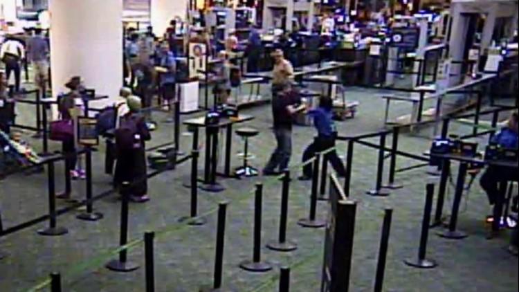 Assaults on TSA agents on the rise