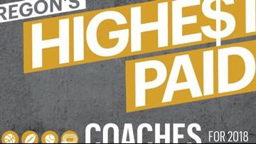 Oregon's 25 highest-paid college coaches