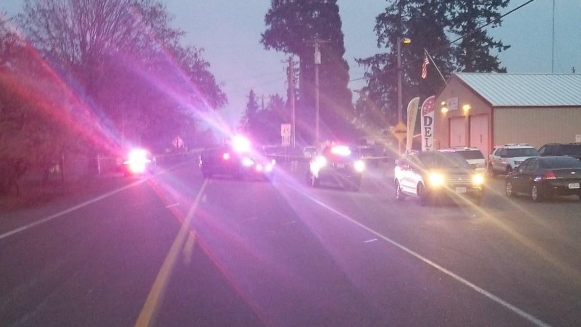 Marion County deputies take man into custody after standoff