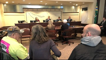 Mayor Wheeler's protest-restricting ordinance fails in city council vote