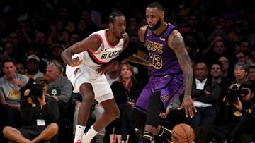 LeBron gets 44, passes Wilt in LA's 126-117 win over Blazers