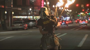 The Unipiper keeps Portland weird in more ways than one