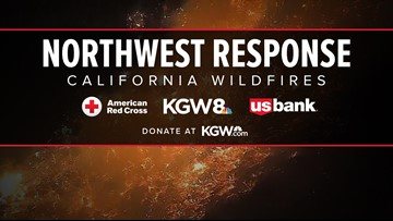 Northwest Response: Help the California Wildfire victims