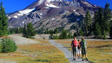 New permit system will limit hiking in Mount Jefferson