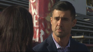 Football gave Joey Harrington so much, but he's not sure he'd let his boys play