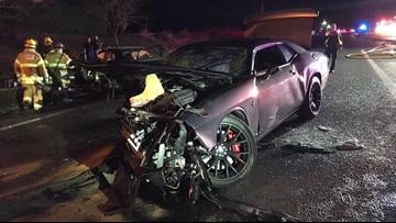 New Jersey woman dies, 5 injured, in Oregon crash