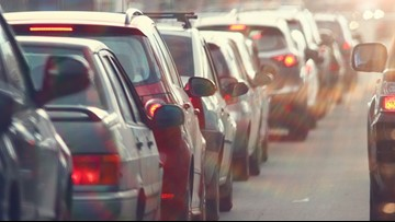 Here are the worst times to drive in Oregon this week | kgw com