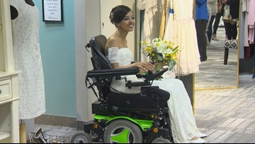 A dream wedding dress, haunted pot shop: KGW's 10 most-read life stories of 2018