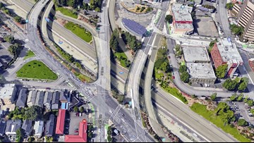 Driving Me Crazy: Southwest 6th Avenue at I-405